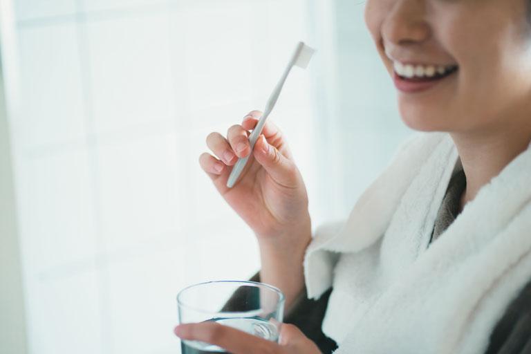 口臭対策に理想的な歯磨きの方法