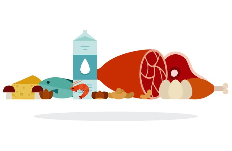 体臭を引き起こす食べ物