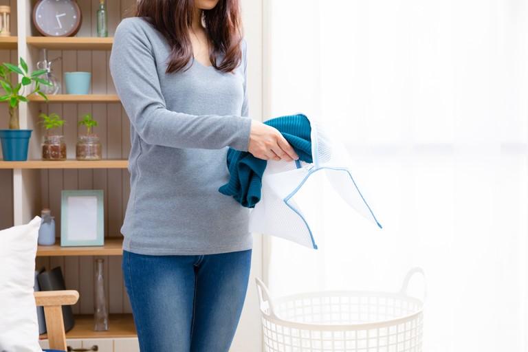 衣類からの体臭を防ぐ洗濯方法