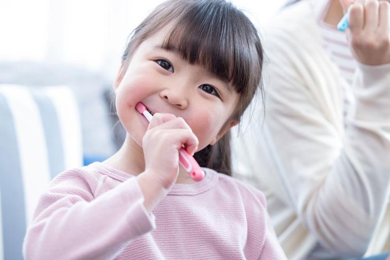 2 歳児 口臭