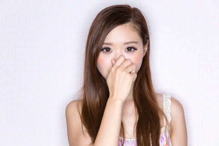 歯周病が口臭になる理由